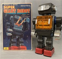 Japanese Battery Operated Super Giant Robot.