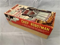 Yoshiya 'Chief Robotman' Battery Operated Toy.