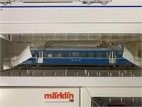 2 Marklin HO Rail Bus Interurbans