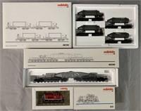 3pc Marklin HO Diesel Freight Set