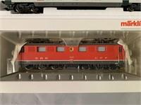 Marklin HO Swiss Passenger Set
