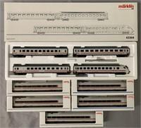 Marklin HO LDS Streamline Passenger Cars