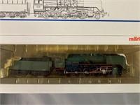 Marklin HO Belgian Steam Freight Train
