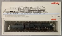 Marklin HO 3301 BR 53 Articulated Steam Loco