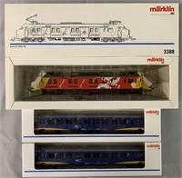 Marklin HO Dutch Express Train