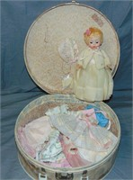 (2) Dolls in Carrying Cases with Accessories