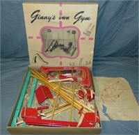 1955 Vogue Ginny's Own Gym in Original Box
