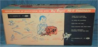 Boxed Ideal Roy Rogers Fix-it Stage Coach