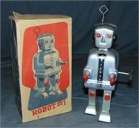 Super Boxed German ST1 Robot