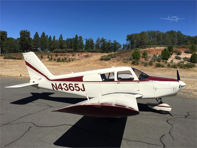 1967 PIPER CHEROKEE 140 For Sale In Placerville, California