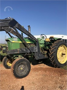 Tractors Online Auctions In Oklahoma - 14 Listings
