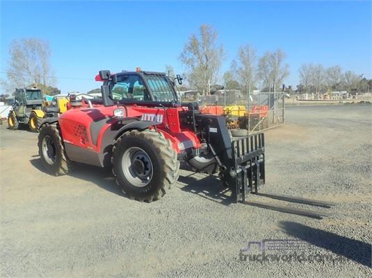 2019 Manitou MT932 - Forklifts for Sale