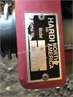 Hardi 3000 Navigator 800 gal sprayer