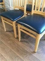 4-Restaurant Chairs