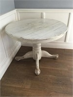 Dining Table with Claw and Ball Feet