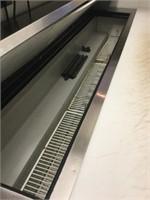 Industrial Deli Refrigerator Prep Table