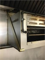 Salamander Heating Unit