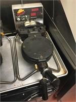 Golden Malted Waffle Maker