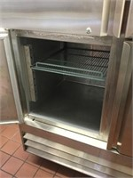 4 Door Avantco Industrial Refrigerator/Freezer