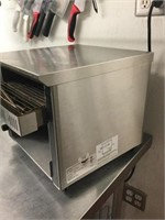 Volrath Rotating Toaster