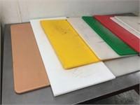 Qty of Cutting Boards