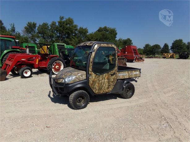 KUBOTA RTV1100 Utility Vehicles For Sale - 109 Listings