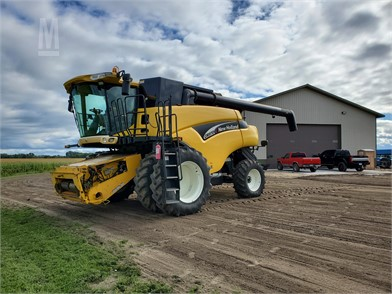 NEW HOLLAND CR970 For Sale - 20 Listings | MarketBook ca