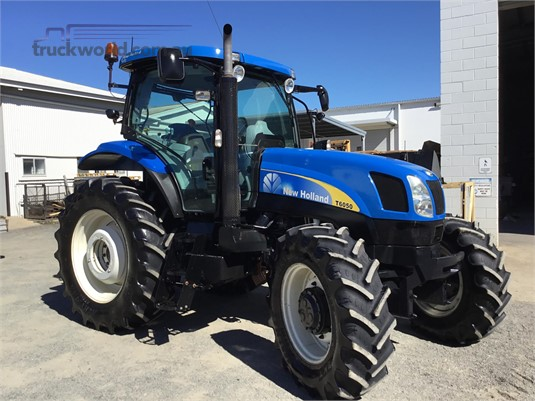 2009 New Holland T6050 - Farm Machinery for Sale