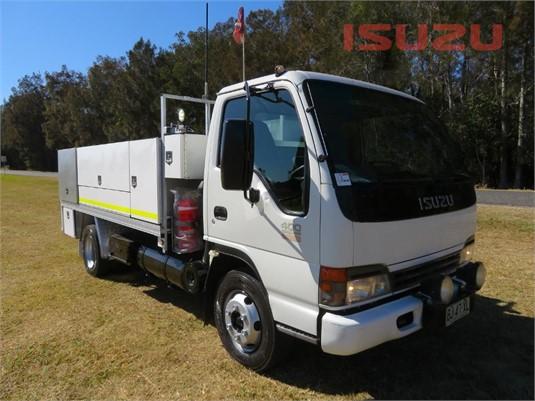 2004 Isuzu NPR400 Used Isuzu Trucks - Trucks for Sale