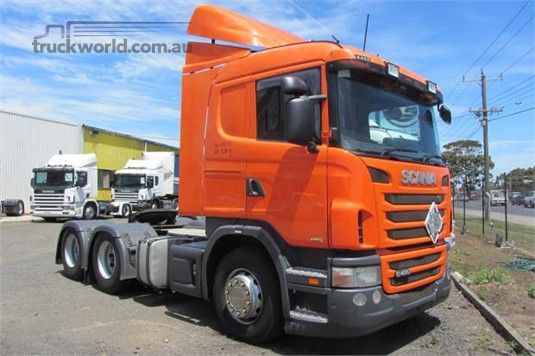2011 Scania G480 6x4|Prime Mover