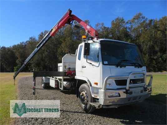 2012 Fuso Fighter 1627 FM Midcoast Trucks - Trucks for Sale