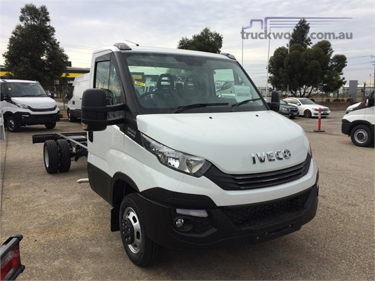 2017 Iveco Daily 50c17 Westar - Trucks for Sale