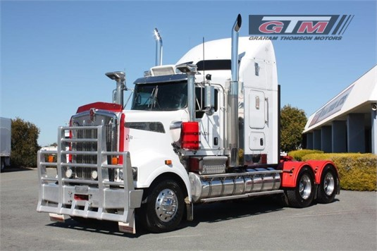 2013 Kenworth T909 Graham Thomson Motors - Trucks for Sale