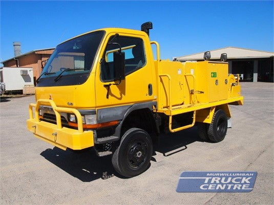1999 Mitsubishi Canter 4x4 Murwillumbah Truck Centre - Trucks for Sale