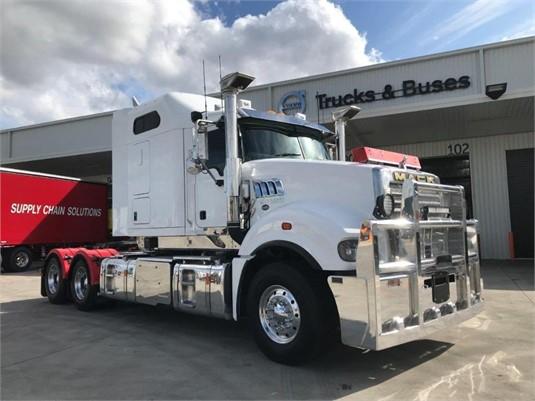 2016 Mack Super Liner - Trucks for Sale