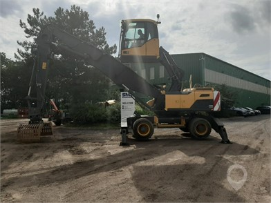 Used Wheel Excavators for sale in the United Kingdom - 62