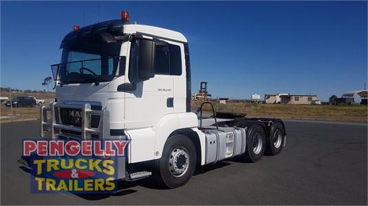 2013 MAN TGS 26.540 Pengelly Truck & Trailer Sales & Service - Trucks for Sale