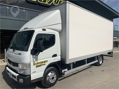 Used MITSUBISHI FUSO Trucks for sale in the United Kingdom