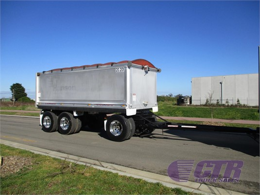 2012 Hamelex White other CTR Truck Sales - Trailers for Sale