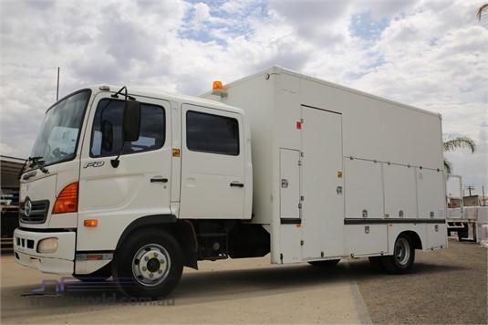 2003 Hino 500 Series 1126 FD North East Isuzu - Trucks for Sale
