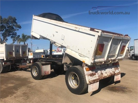 2014 AG Price Tipper Trailer North East Isuzu - Trailers for Sale