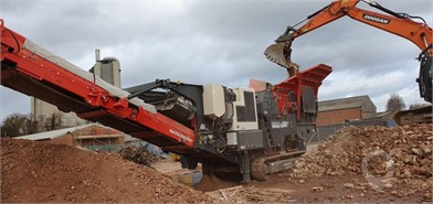 Used Crusher Aggregate Equipment for sale in the United