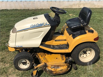 CUB CADET Riding Lawn Mowers For Sale - 368 Listings