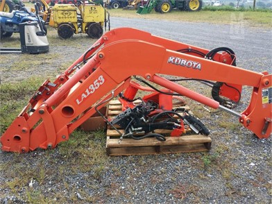 KUBOTA Loaders For Sale - 17 Listings | MarketBook ca - Page
