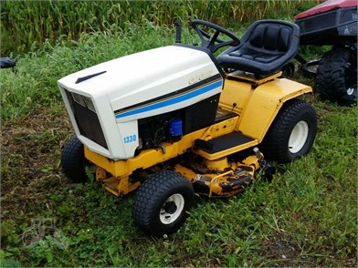 Cub Cadet Riding Lawn Mowers For Sale In Pennsylvania - 25