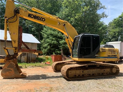 KOBELCO Excavators For Sale - 1443 Listings | MarketBook ca
