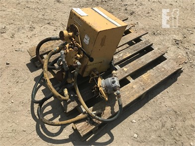 HYDRAULIC PUMP Other Online Auctions - 1 Listings