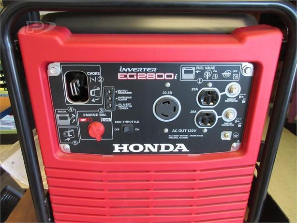 HONDA Generators For Sale - 142 Listings | PowerSystemsToday