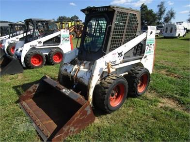 BOBCAT 751 For Sale - 10 Listings | MachineryTrader com