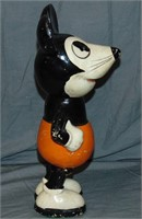 1930's Unlicensed Mickey Mouse Composition Figure